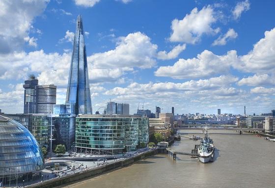 Southwark Londres Tamise