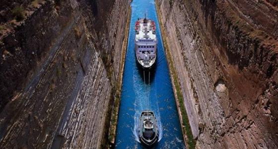 Canal-de-Corinto