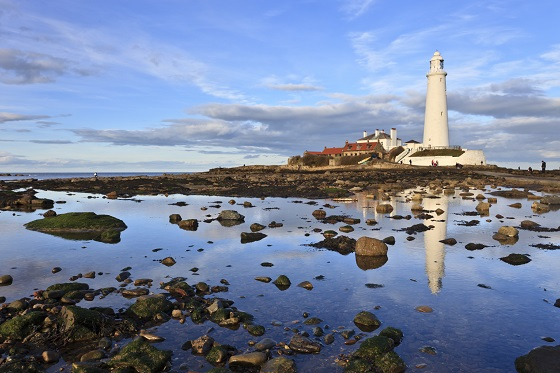 Faro-St-Mary-Whitley-Bay-Inglaterra