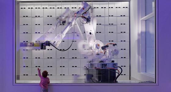 Hoteles-roboticos