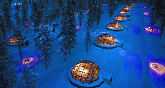 Kakslauttanen-Artic-Resort-