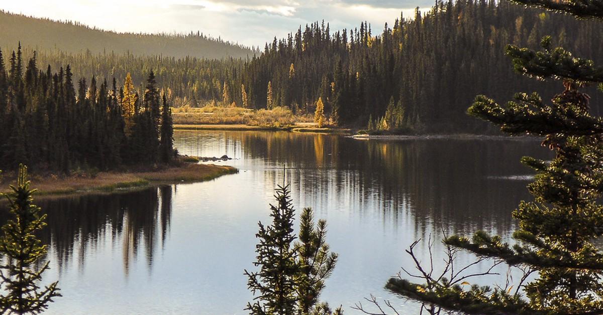 Lago-Yukón-en-Canadá-Flickr