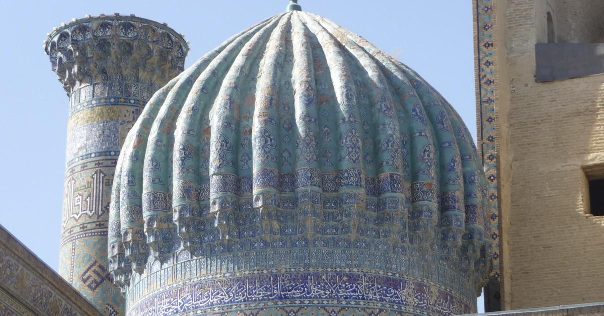 Samarcanta-Uzbekistán-Flickr