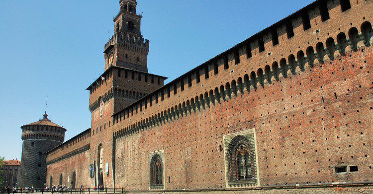 castillo-sforzesco