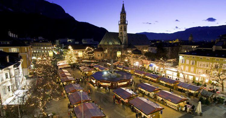 Naturhotel-Wieserhof---foto-generica-mercatini-di-Natale-Bolzano