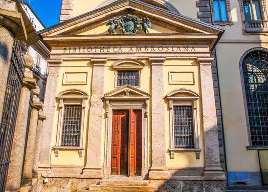 biblioteche-in-italia-biblioteca-ambrosiana-milano