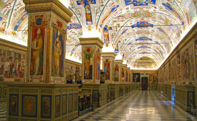 biblioteche-in-italia-biblioteca-vaticana-roma