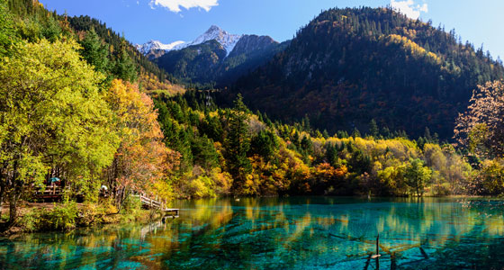 R-560-03-Jiuzhaigou-Author-------------