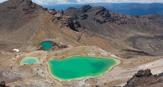 Emerald-Lakes