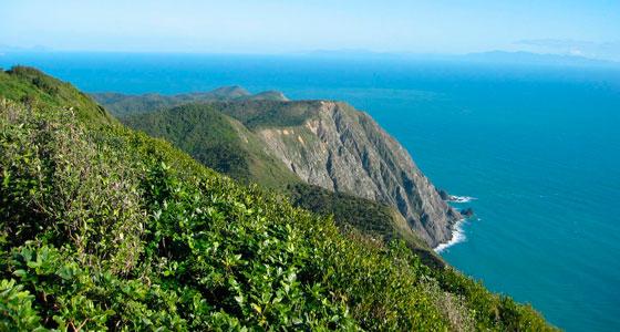R-07-Kapiti-Island-hacia-el-suroeste-Cook-Strait-and-the-South-Island-Author-Avenue