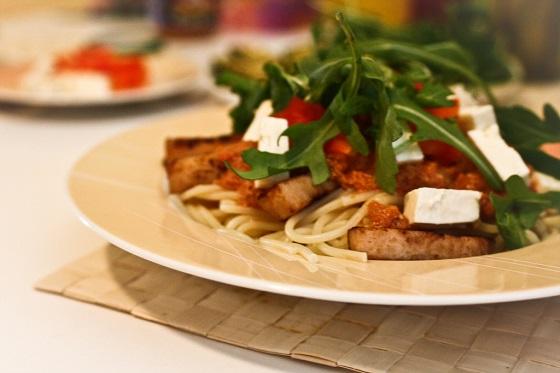 Un-plato-rico-de-pasta-italiana