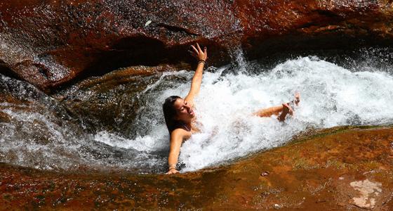 Slide-Rock-State-Park