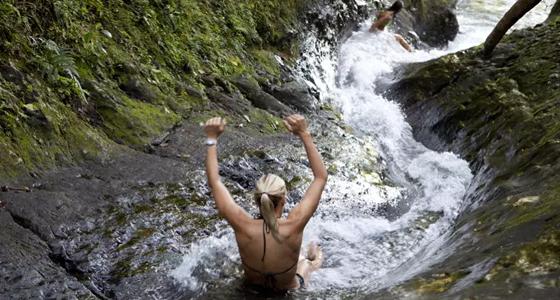 Waitavala-Waterslide