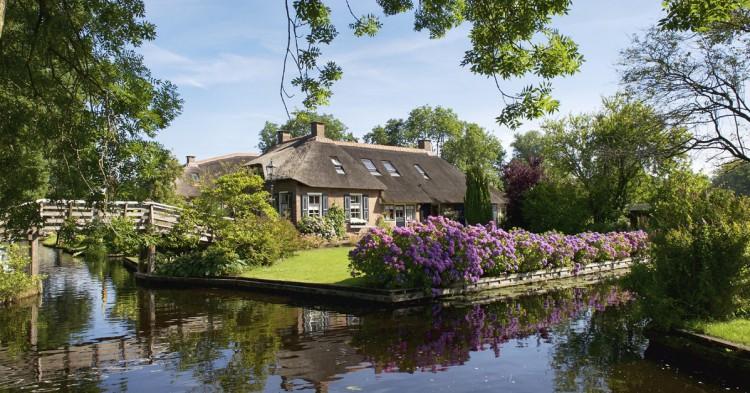 Giethoorn-Istock