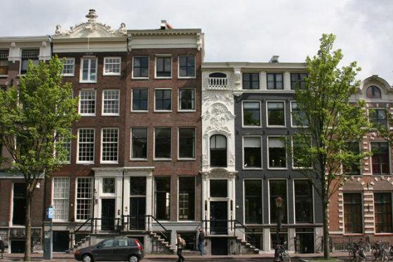 Le 5 case pi strette d europa turista curioso for Piani casa stretta casa