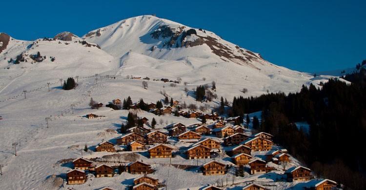 chinaillon - 5 luoghi incantevoli nelle alpi francesi