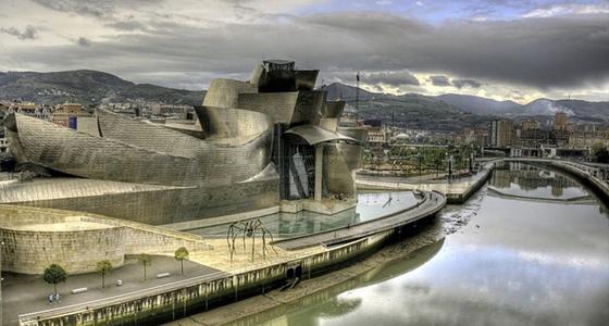Guggenheim - 10 luoghi da visitare nei Paesi Baschi