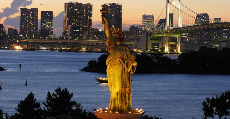 odaiba-estatua-libertad