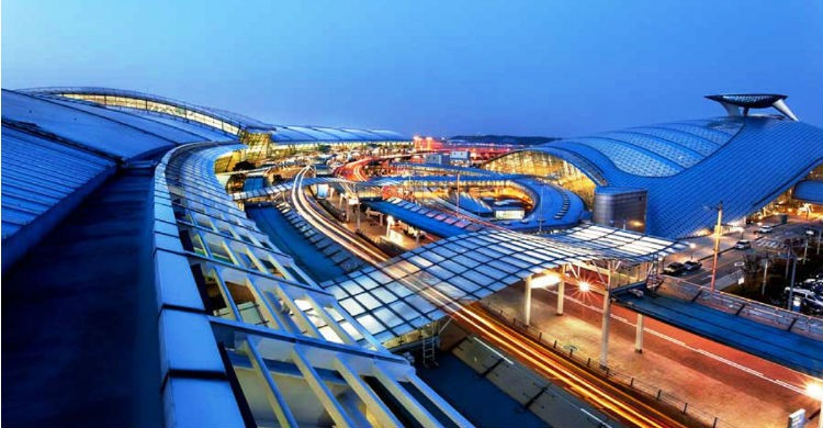 Aeropuerto-Internacional-de-Incheon