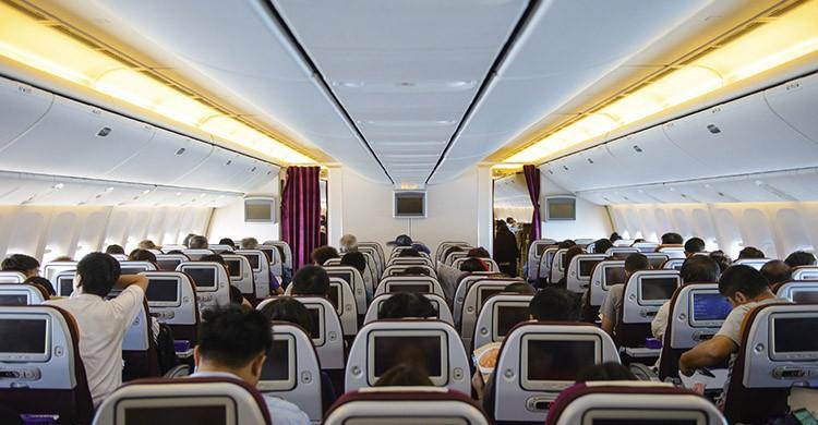 Interior-avion