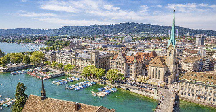 Zurich-iStock