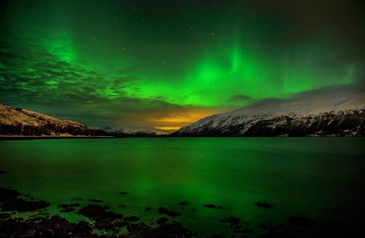 Ecco dove ammirare le piu 39 belle aurore boreali di tutti i for Mangiare vicino al giardino di ninfa