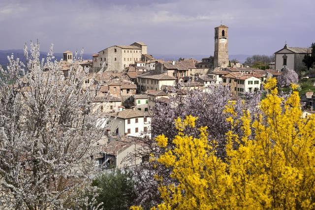I 10 borghi più belli della Toscana anghiari-arezzo