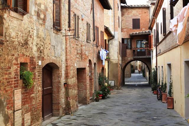 I 10 borghi più belli della Toscana buonconvento