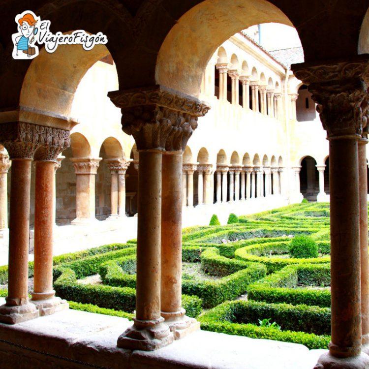 Visita el Monasterio de Santo Domingo de Silos en Burgos!
