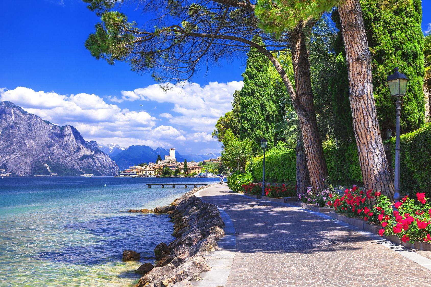 Lago Garda- Malcesine