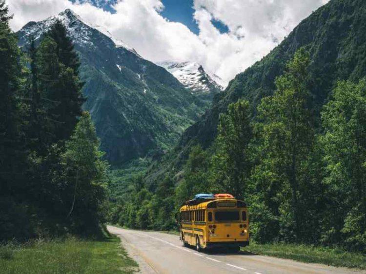 nomad bus