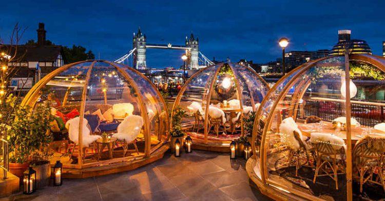 ristorante igloo