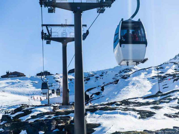 I migliori paesi di Europa per sciare