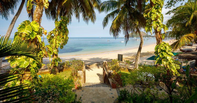 Madagascar Isola Nosy Be