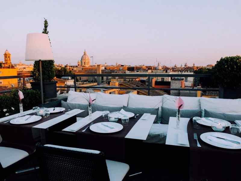 Design Hotel Il Berg Luxury Hotel Di Roma : I boutique hotel più carini di italia sofisticati