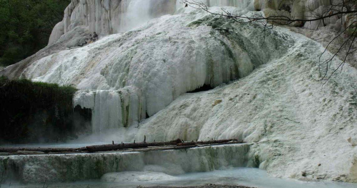 Weekend di relax ai Bagno San Filippo, in Toscana