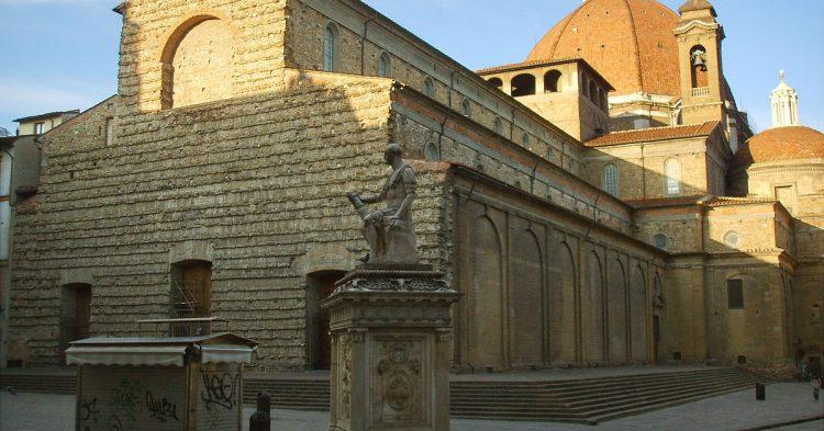 Firenze Chiesa San Lorenzo