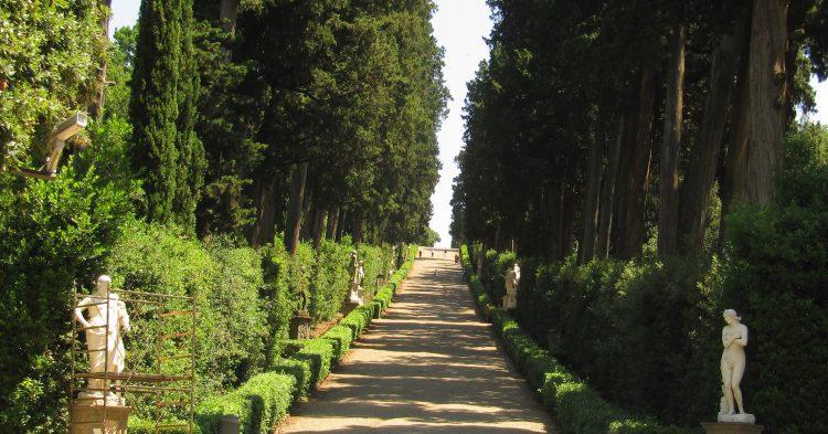 Firenze Giardini di Boboli
