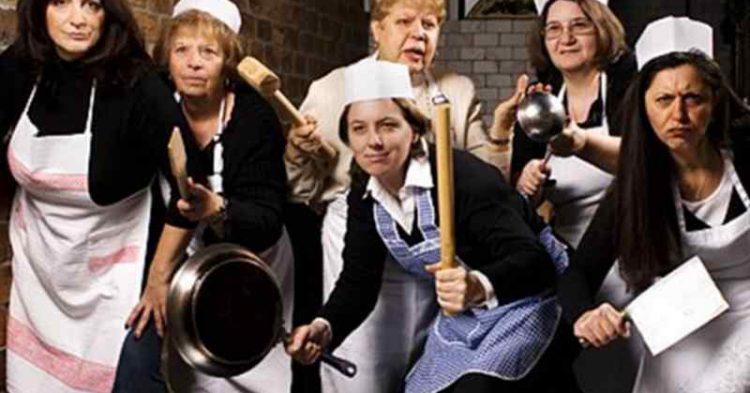 7 nonne in cucina succede a new york da enoteca maria - Nonne in cucina ...