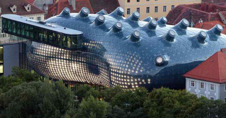 Gli edifici più originali del mondo