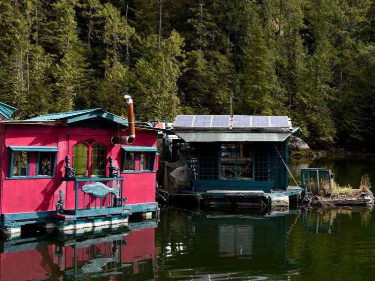 Vita econostenibile dal Canada: arriva Freedom Cove