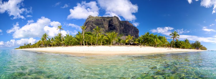 Mauritius Le Morne Brabant