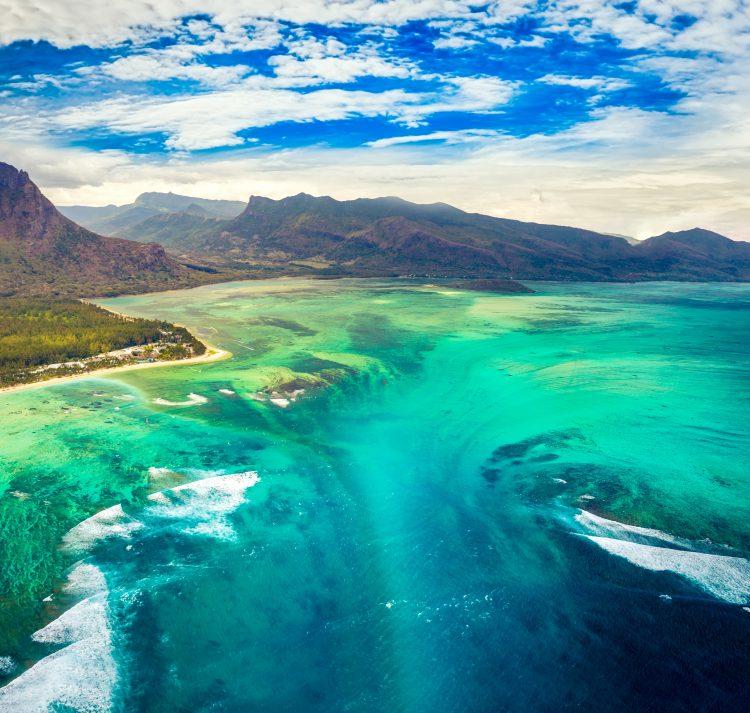 Mauritius cascata 2