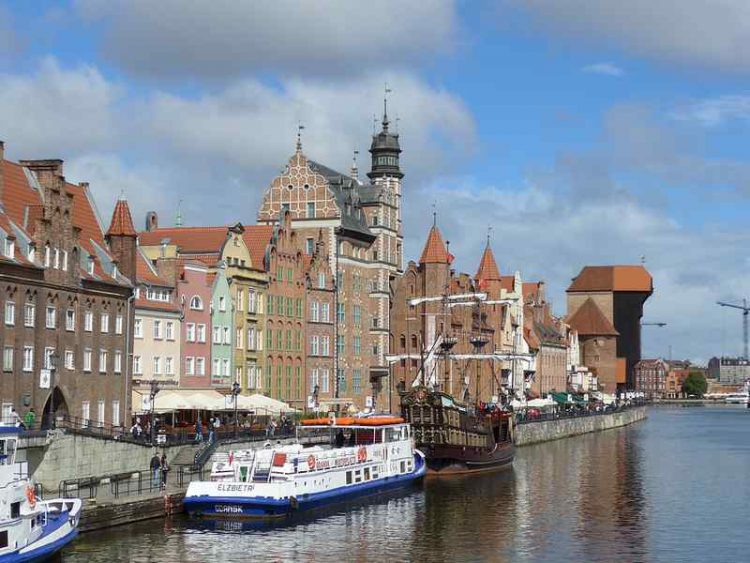 Le 7 meraviglie del Mar Baltico