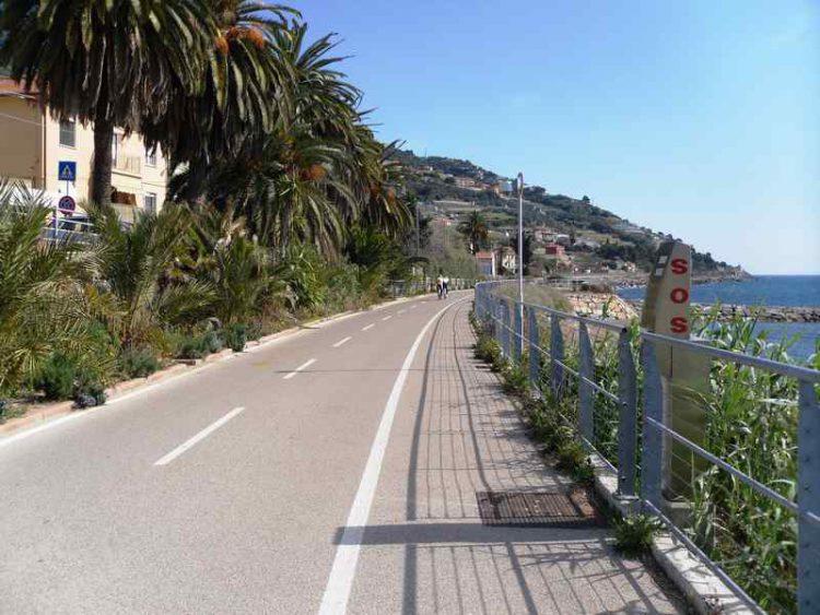 Liguria in bicicletta,