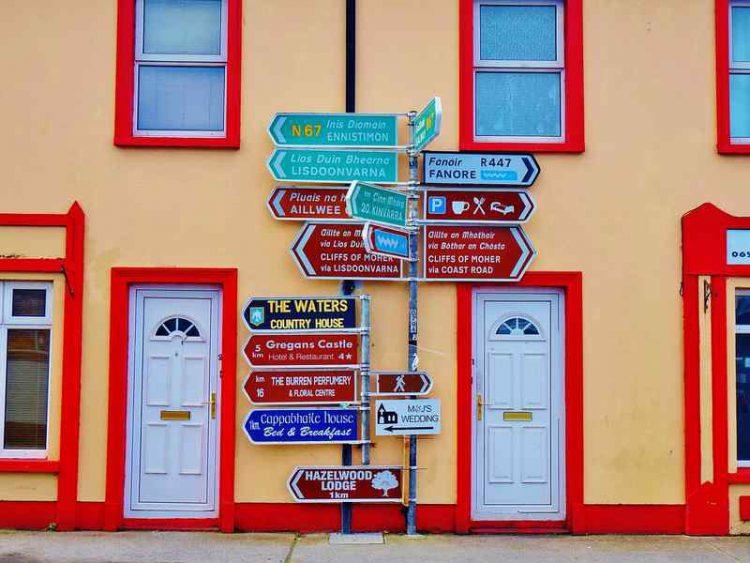 Tradizioni irlandesi con vista oceano, scopri Galway in Irlanda