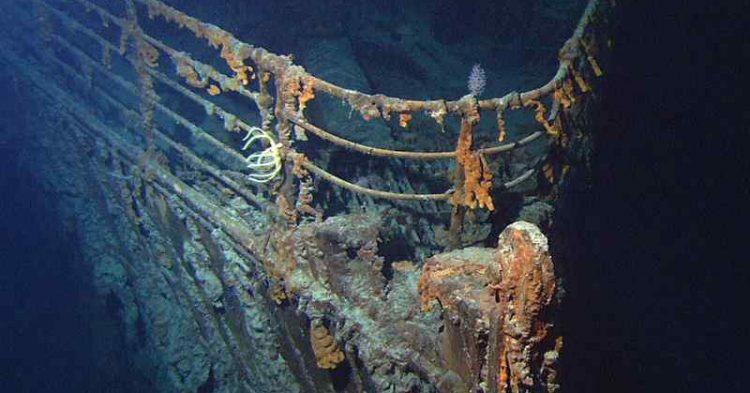 Naufragio del Titanic,
