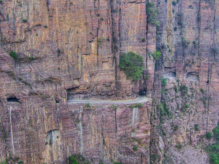 Guoliang Road, lo strepitoso percorso tra i più pericolosi al mondo