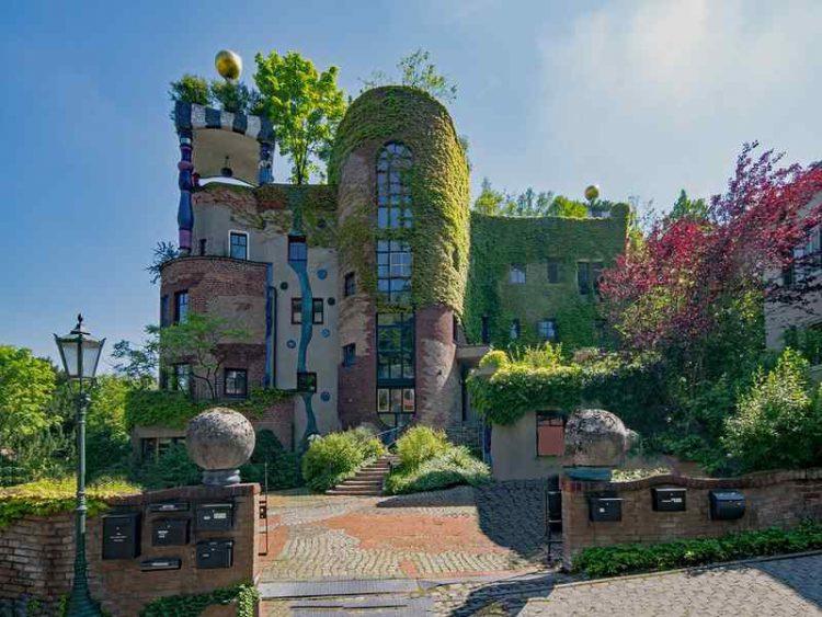 Tutti i segreti della Casa Hundertwasser di Vienna