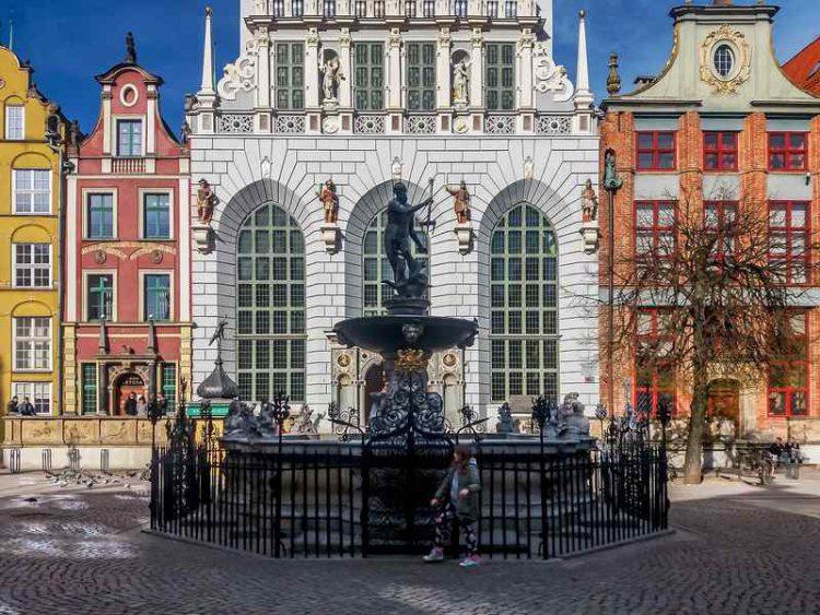 Zaspa, il quartiere polacco che è diventato una galleria all'aperto